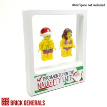 3D Frame - Naughty List