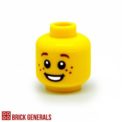 Brick Generals M1 Freckled Face