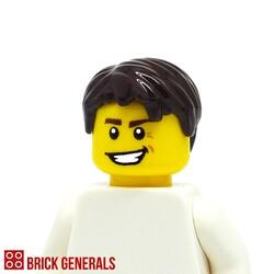 HM03 - Standard Male Hair