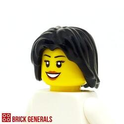 HF01 - Mid-length tousled hair