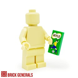 Custom Minifig Accessory Mylo Energy Drink