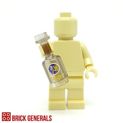 Custom Lego Minifig Accessory Tigger Beer