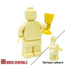 Custom Lego Minifig Accessory Drink Glass