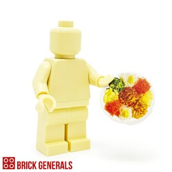 Custom Lego Minifig Accessory Prosperity Toss (Yusheng)