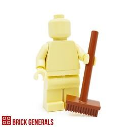 Lego Minifig Accessory Utensil Broom