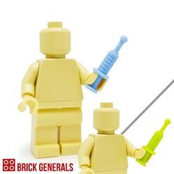 Lego Minifig Accessory Utensil Syringe