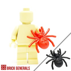 Minifig Accessory Animal Spider