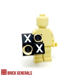 Custom Lego Accessory XOXO