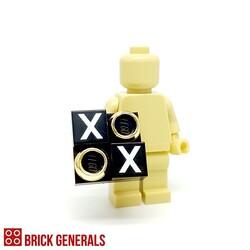 Custom Lego Accessory XOXO