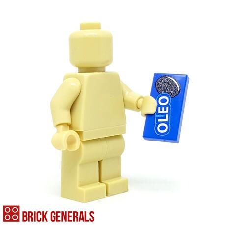Custom Lego Minifig Accessory Oleo