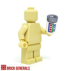 Custom Lego Minifig Accessory 1000 Plus