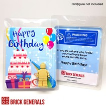 Birthday Clamshell Packaging