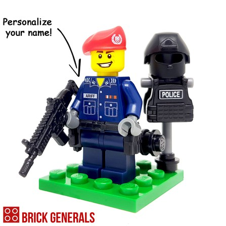 Singapore Police Force Special Operations Command (SOC) Trooper
