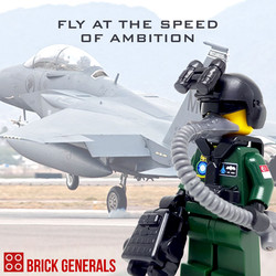 Fly at the Speed of Ambition
