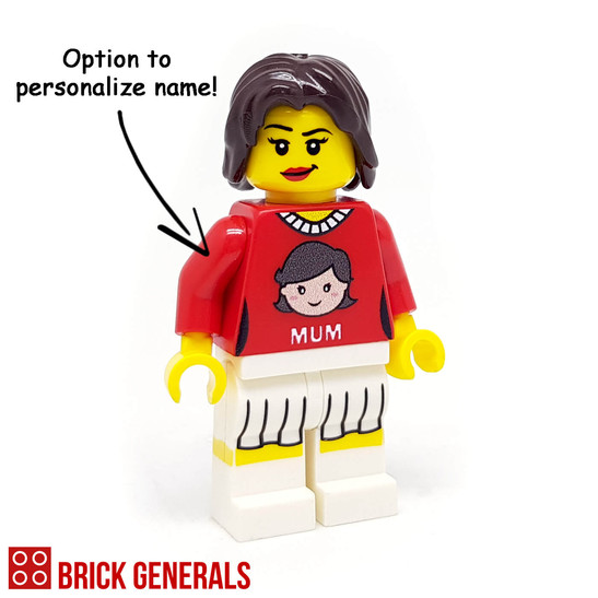 Custom Minifigure Mom