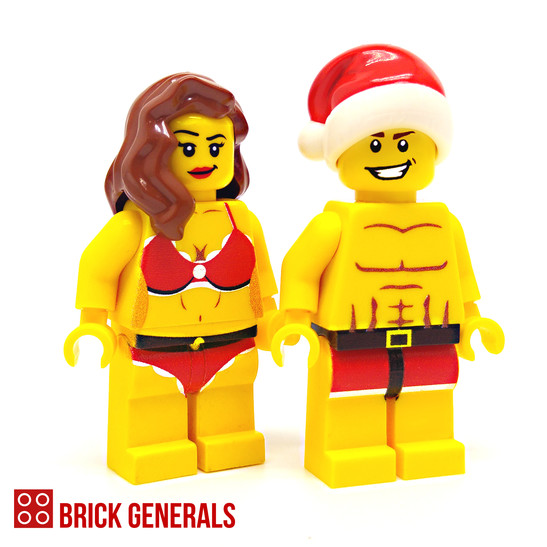 Brick Generals X'mas Party